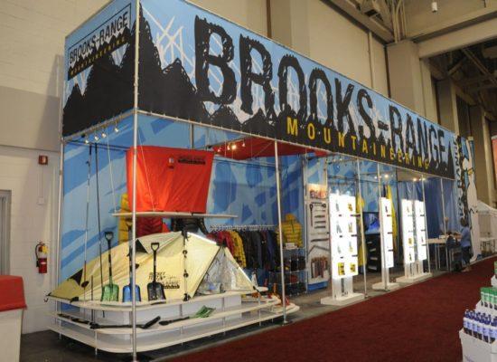 Brooks-Range Booth